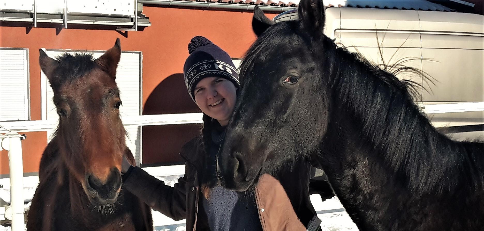 Ein Tag im Pferdekindergarten